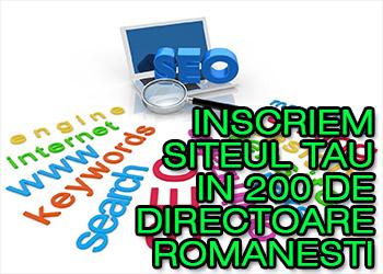 Inscriere in directoare web romanesti