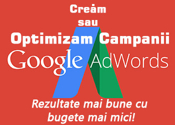 Optimizare Creare Campanie Google Adwords