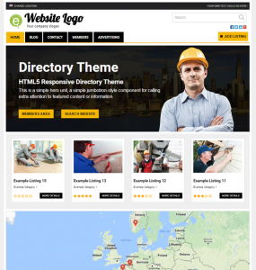 Creare Site Director Web demo 1