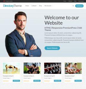 Creare Site Director Web demo 3