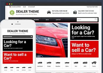 Realizare site dealer auto si anunturi auto