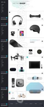 creare magazin online electronice