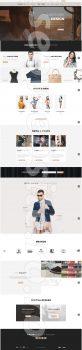 creare magazin online haine barbati