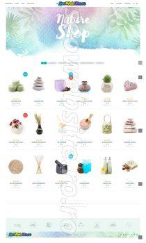 creare magazin online produse naturale